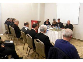 Sgk İl Müdürlüğü'nden Genel Değerlendirme Toplantısı