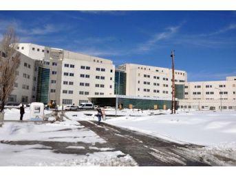 400 Yataklı Bitlis-Tatvan Devlet Hastanesi'nde Sona Yaklaşıldı