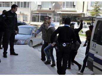 Bursa'da 7 Hırsızlık Şüphelisi Tutuklandı