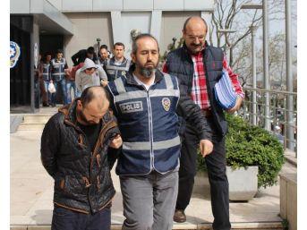 Bursa'da Araç Tekerleklerini Çalan Çeteye Darbe