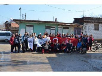 Çanakkale Kahramanı Müstecip Onbaşı Bursa'da Anıldı
