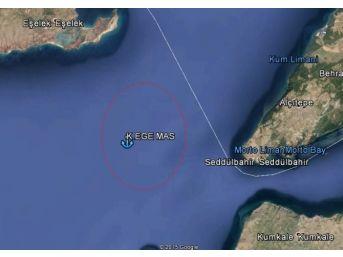 Meteorolojik Gözlem Şamandırası Denize İndirildi