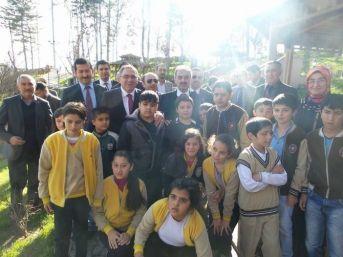 Toki Başkanı Turan Çankırı'da