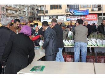 Elazığ'da Orman Haftası Kutlamaları