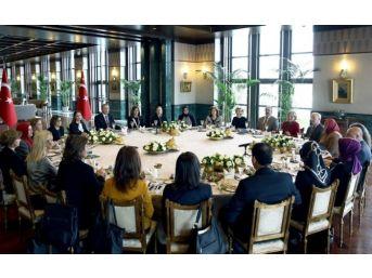 Başkan Şahin, Cumhurbaşkanı Tarafından Verilen Yemeğe Katıldı