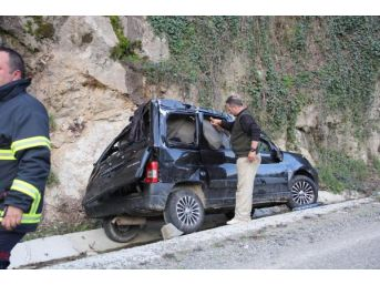 Giresun'Daki Kazada Anne Ve Kızı Hayatını Kaybetti...