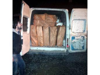 Hakkari'de 74 Bin Paket Sigara Ele Geçirildi