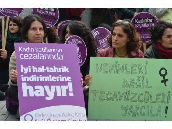 Kadınlardan, Tecavüzcüsünü Öldüren Nevin Yıldırım Kararına Tepki