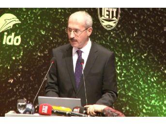 Ulaştırma Bakanı Bilgin