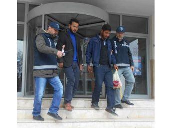 Sahte Polisler Kayseri Polisinden Kaçamadı