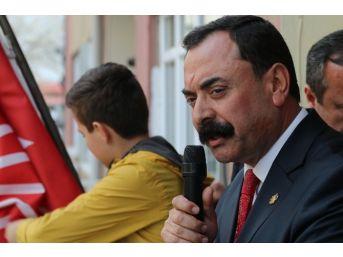 Kırşehir'de Chp Yılmaz Zengin Dedi