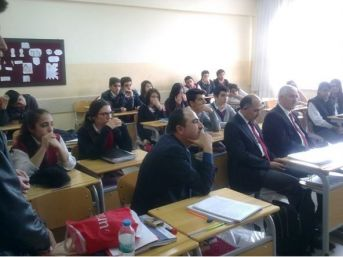 Mucur Anadolu Lisesi Ve Mucur Şeyh Edebali Anadolu Lisesi'nde Proje Heyacanı