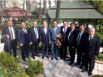 Ak Parti'li Vekiller: Kütahya'ya Bir Değil, 2 Hastane Birden Yapılacak