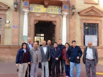 Avrupaya Giden Ekipler Malatya'ya Döndüler