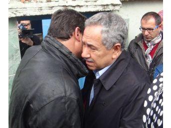 Başbakan Yardımcısı Arınç'ın Acı Günü