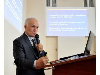 Erdemli'de Su Sorunları Paneli