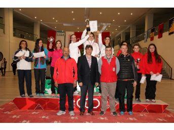 Havalı Silahlar Bahar Kupası Erdemli'de Yapıldı