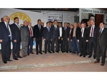 Tobb Başkanı Hisarcıklıoğlu, İş Adamlarına Kare Kodlu Çeki Anlattı