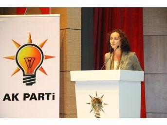 Emine Karaçuha Yılmaz'dan 'stk Temayülü' Açıklaması