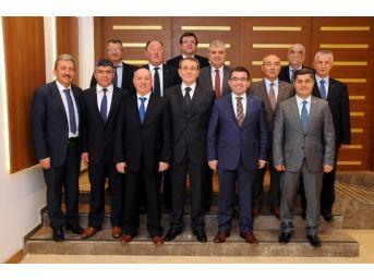 Samsun'un Sorunları 'ticaret Ve Sanayi Şurası'na Taşınacak