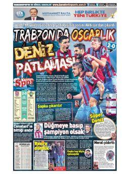 Trabzonspor'un Kalesi Avni Aker