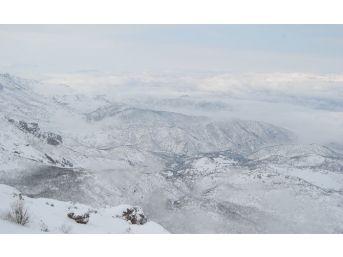 Munzur Dağları'nda Buzul Keşfedildi
