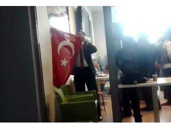Uşak Üniversitesi'nde Şaşırtan Olay