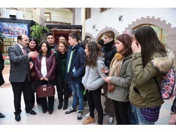Uşak'ın Tarih Ve Kültürü, İspanyol Öğrencileri Büyüledi