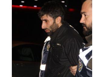 Banka Soygunu Girişiminde Bulunan Şahıs Tutuklandı