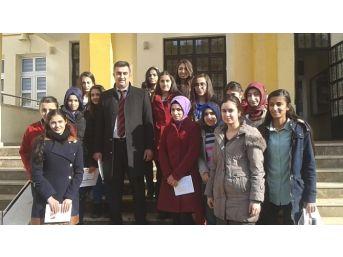 Edremitli Öğrenciler Avrupa'da