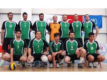 Türkiye Voleybol 3. Lig Yarı Final Müsabakası