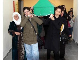 Van'da Bir Kadın Intihar Etti
