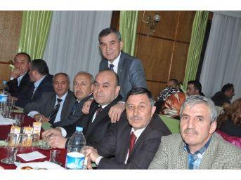 Ak Parti Yozgat Milletvekili Aday Adayı Ayhan Çelik, Ankara'da Projelerini Anlattı