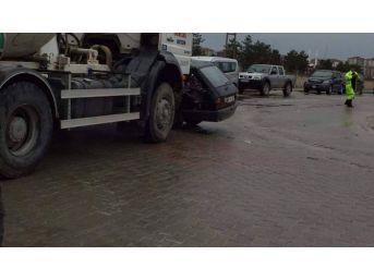 Boğazlıyan'da Trafik Kazası :1 Ölü