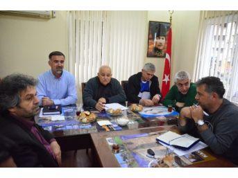 Akdeniz Bölgesi Masterler Futbol Kulüpleri Toplantısı