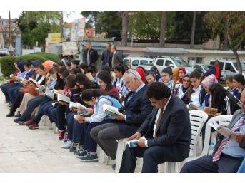Ceyhan'da Kitap Okuma Etkinliği