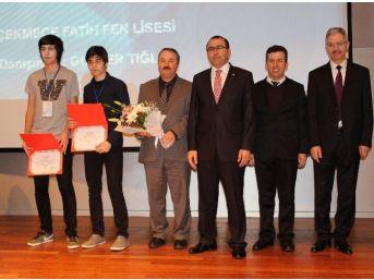 Tübitak'tan Edirne'ye 3 Ödül Birden