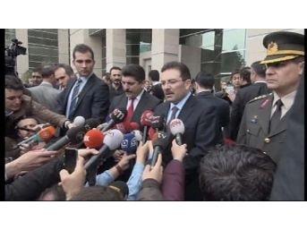 Altınok: Müzakereci Arkadaşlarımız Ve İstanbul Barosu Başkanımız Eylemcilerle Görüşüyor