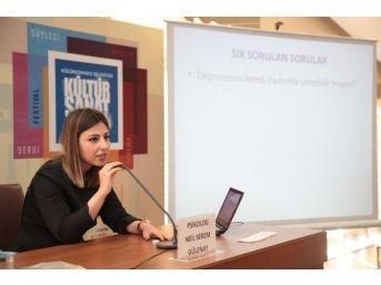 Psikolog Gülenay, Depresyona Karşı Uyardı