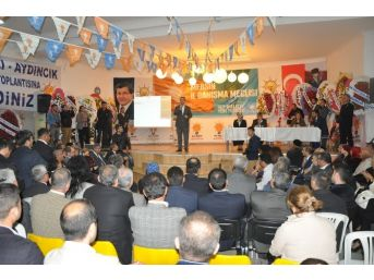 Ak Parti Mersin İl Danışma Meclisi Toplantısı