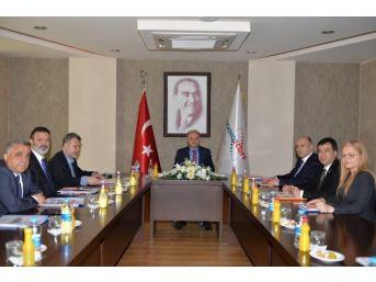Mersin Teknopark'ın Yeni Yönetim Kurulu Üyeleri Belirlendi