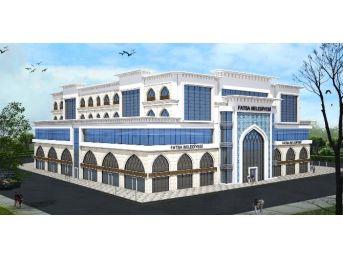 Fatsa'da Yeni Belediye Binası Projesi Hayata Geçiyor