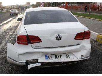 Siverek'te Zincirleme Kaza: 10'u Öğretmen, 11 Yaralı