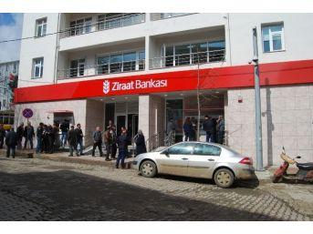 Malkara Ziraat Bankası Yenilenen Binasına Taşındı