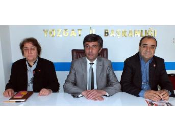 Chp, Yozgat'ta Kadın Adaylarla Seçime Girecek...