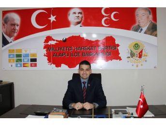 Sözer, Türkeş'i Andı
