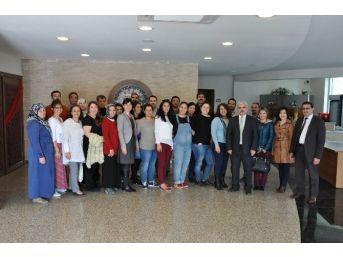 Didim'de Girişimcilik Eğitimi Küçük Yatırımcıya Yol Gösteriyor