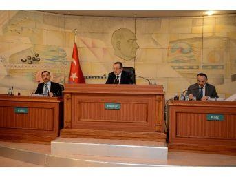 Balıkesir Büyükşehir Belediye Meclisi Nisan Ayı Toplantısını Gerçekleştirdi