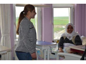 Hdp Silvan'da Seçim Startını Verildi