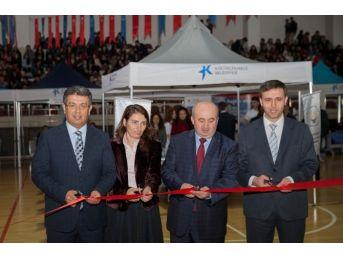 Başkan Karadeniz'den Gençlere Kariyer Tavsiyeleri